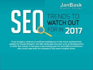 2017 SEO Trends