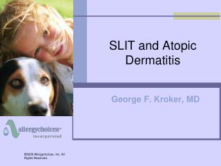 SLIT and Atopic Dermatitis
