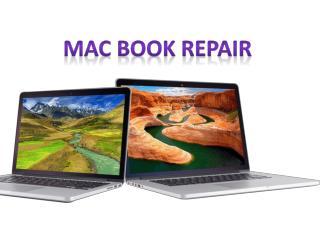 Mac Book Repair