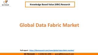 Global Data Fabric Market Growth