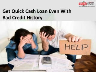 Presentation: How To Get Instant Cash Loan Without Credit Check?