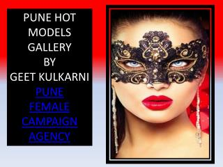 Hot Classy Females Models in Pune
