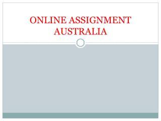 Online Assignment Help Australia:Assignmenthelp4me.com