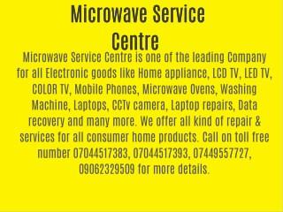 Microwave Service Centre kolkata