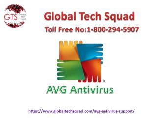 AVG Antivirus Protection 2017 Toll-Free:1-800-294-5907