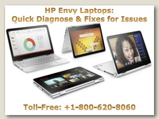Dial  18006208060 HP Envy Laptop Support Phone Number