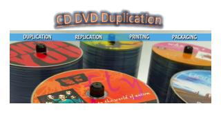 CD DVD Duplication - Hollywooddisc.com
