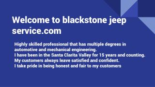 Jeep Repair Canyon Country CA, Chrysler Jeep Repair Canyon Country CA