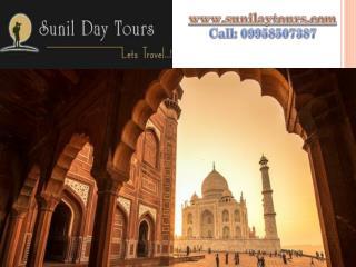 Sunil day tours golden triangle tour 4 days