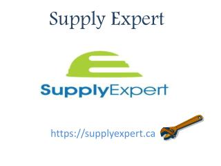 Construction Tools, Electrical and Plumbing Suppliers