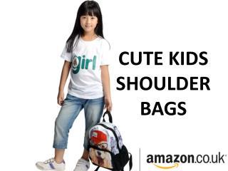 CUTE KIDS SHOULDER BAGS