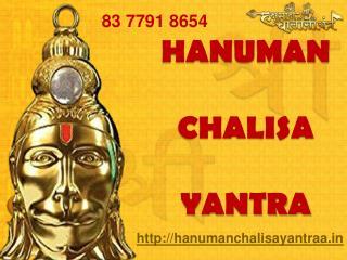 Hanuman Chalisa Yantraa