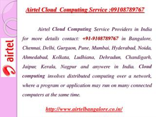 Airtel Internet Leased Line in  Haveri: 9108789767