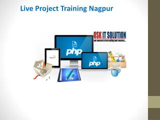 Live Project Training Nagpur