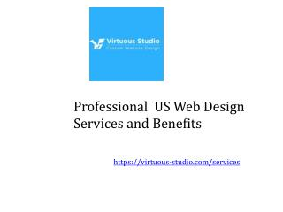 Professional US Web Design Services in Coimbatore