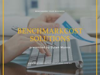 Trends in Benchmark Solution- Insights from Cost Reduction Specialists
