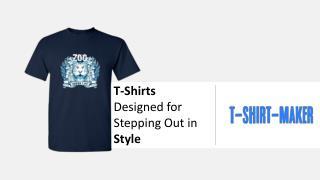 online t shirt maker