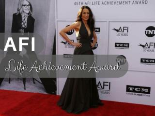 AFI Life Achievement Award