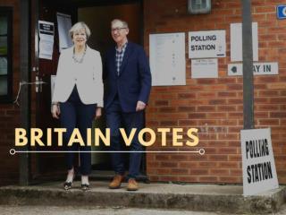 Britain votes