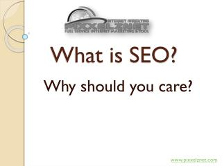 Search Engine Optimization ! SEO Company in India