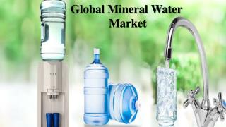 Global Mineral Water Market