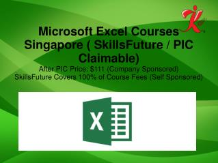 Join Skillfuture Approved training at MOCD Courses Studio Singapore
