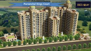 Purvanchal Kings Court Apartments Price Call 09953592848