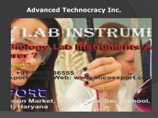 Engineering Equipments Lab Manufacturer