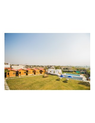 Accommodation - The Rustic Pines | Best resorts near Udaipur