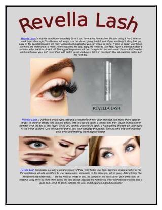 http://www.supplementscommunity.com/revella-lash/
