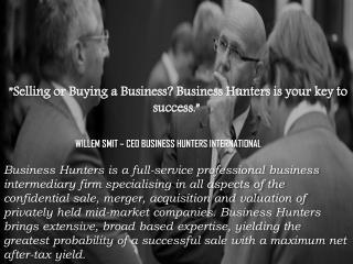 Business Hunters is Your Key to Success