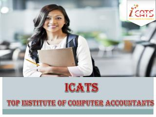 Top Institute of computer accountants