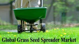 Global Grass Seed Spreader Market