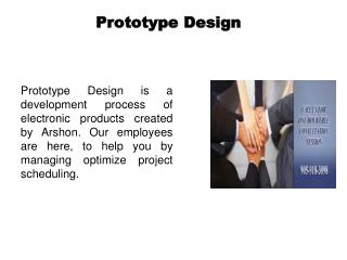 Product Design Company