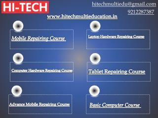 Hi Tech Perfect Basic Computer Course in Laxmi Nagar, Delhi
