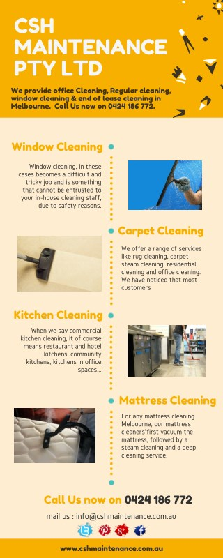 CSH Carpet Cleaning Melbourne
