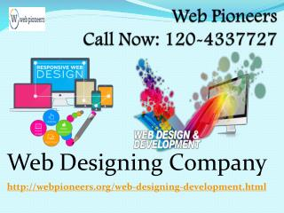 Best Web Development Company in Noida | Web Pioneers