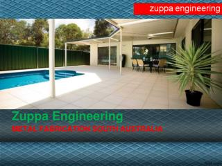Metal Fabrication South Australia | Zuppa Engineering