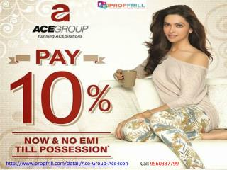 Godrej Ace Icon Noida- Call 9560337799