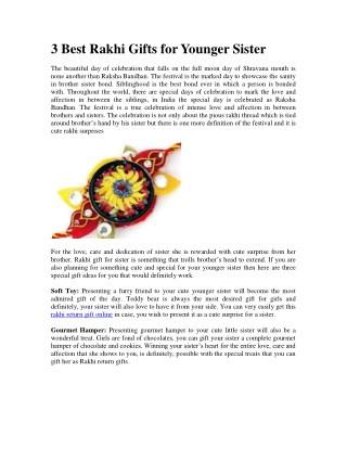 Buy Rakhi Online | Send Rakhi Online to India | Rakhi n Gift