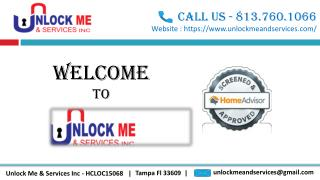 Locksmith Tampa FL | Commercial & Residential Locksmith