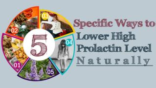 5 Secrets You Never Knew To Lower High Prolactin Levels Naturally