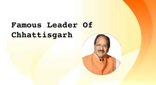 Leader of Chhattisgarh