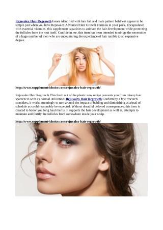 http://www.supplement4choice.com/rejuvalex-hair-regrowth/