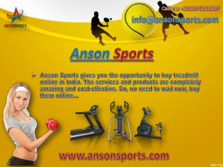 Buy online fitness equipments in india