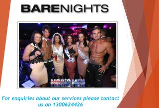 Hens Night Party Packages
