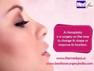 Rhinoplasty Nose Surgery in Delhi