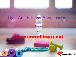 Gym Equipment Stores India