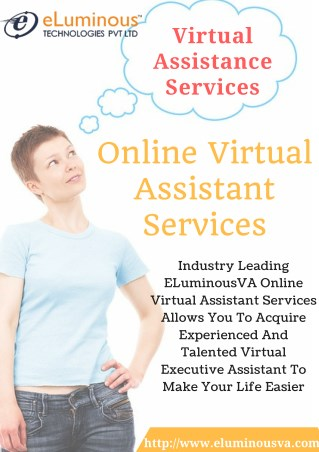 Online Virtual Assistant Services