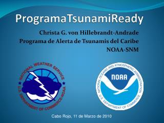 ProgramaTsunamiReady